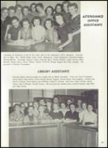 1957 Pampa High School Yearbook Page 50 & 51