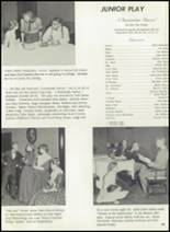 1957 Pampa High School Yearbook Page 52 & 53