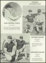 1957 Pampa High School Yearbook Page 60 & 61