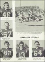 1957 Pampa High School Yearbook Page 62 & 63