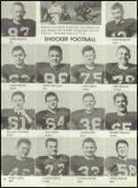 1957 Pampa High School Yearbook Page 70 & 71