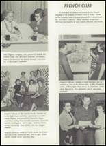 1957 Pampa High School Yearbook Page 80 & 81
