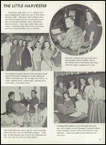 1957 Pampa High School Yearbook Page 82 & 83