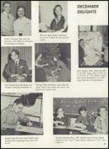 1957 Pampa High School Yearbook Page 86 & 87
