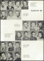 1957 Pampa High School Yearbook Page 94 & 95