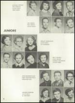 1957 Pampa High School Yearbook Page 96 & 97