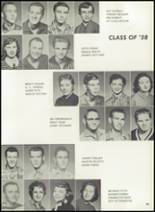 1957 Pampa High School Yearbook Page 98 & 99
