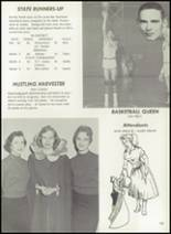 1957 Pampa High School Yearbook Page 106 & 107