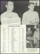 1957 Pampa High School Yearbook Page 108 & 109