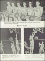 1957 Pampa High School Yearbook Page 114 & 115