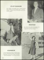 1957 Pampa High School Yearbook Page 126 & 127