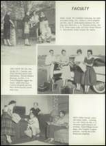 1957 Pampa High School Yearbook Page 130 & 131