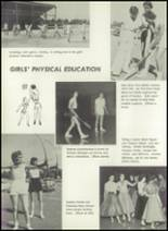 1957 Pampa High School Yearbook Page 134 & 135