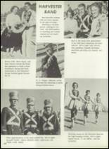 1957 Pampa High School Yearbook Page 142 & 143