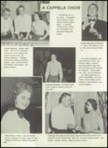 1957 Pampa High School Yearbook Page 144 & 145