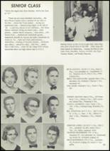 1957 Pampa High School Yearbook Page 154 & 155