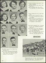 1957 Pampa High School Yearbook Page 158 & 159