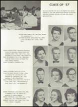 1957 Pampa High School Yearbook Page 160 & 161