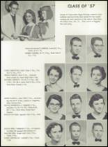 1957 Pampa High School Yearbook Page 162 & 163