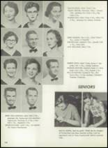 1957 Pampa High School Yearbook Page 164 & 165