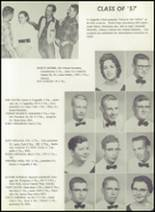 1957 Pampa High School Yearbook Page 168 & 169