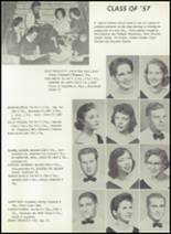 1957 Pampa High School Yearbook Page 170 & 171