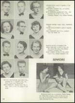 1957 Pampa High School Yearbook Page 172 & 173