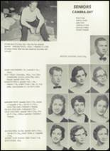 1957 Pampa High School Yearbook Page 174 & 175
