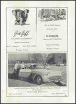 1957 Pampa High School Yearbook Page 206 & 207