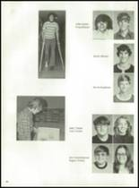 1974 Fairlawn High School Yearbook Page 54 & 55