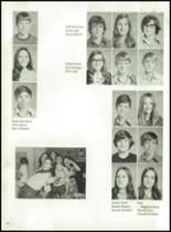 1974 Fairlawn High School Yearbook Page 56 & 57
