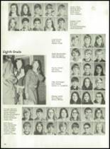 1974 Fairlawn High School Yearbook Page 62 & 63