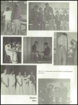 1974 Fairlawn High School Yearbook Page 104 & 105