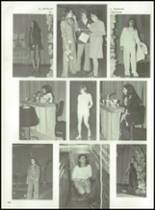 1974 Fairlawn High School Yearbook Page 106 & 107