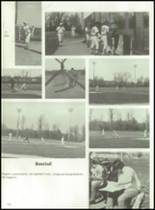 1974 Fairlawn High School Yearbook Page 114 & 115