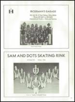 1974 Fairlawn High School Yearbook Page 122 & 123