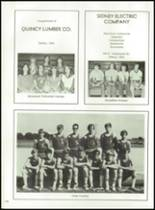1974 Fairlawn High School Yearbook Page 124 & 125