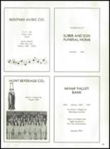 1974 Fairlawn High School Yearbook Page 128 & 129