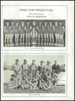 1974 Fairlawn High School Yearbook Page 130 & 131