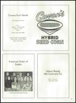 1974 Fairlawn High School Yearbook Page 150 & 151