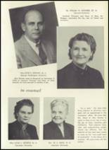 1951 Theodore Roosevelt High School Yearbook Page 12 & 13