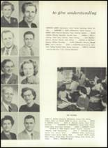 1951 Theodore Roosevelt High School Yearbook Page 14 & 15