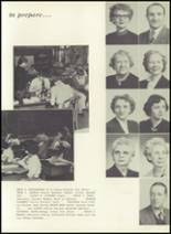 1951 Theodore Roosevelt High School Yearbook Page 16 & 17