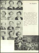 1951 Theodore Roosevelt High School Yearbook Page 18 & 19