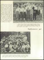 1951 Theodore Roosevelt High School Yearbook Page 20 & 21