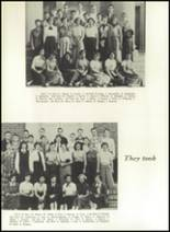 1951 Theodore Roosevelt High School Yearbook Page 24 & 25