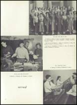 1951 Theodore Roosevelt High School Yearbook Page 30 & 31