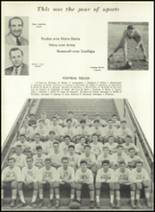 1951 Theodore Roosevelt High School Yearbook Page 34 & 35