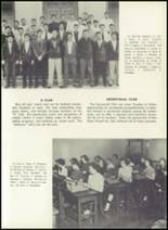 1951 Theodore Roosevelt High School Yearbook Page 44 & 45
