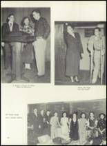 1951 Theodore Roosevelt High School Yearbook Page 46 & 47